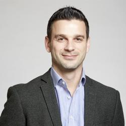 Dr Chris Sibley headshot